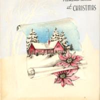 Christmas Card, December 8, 1943